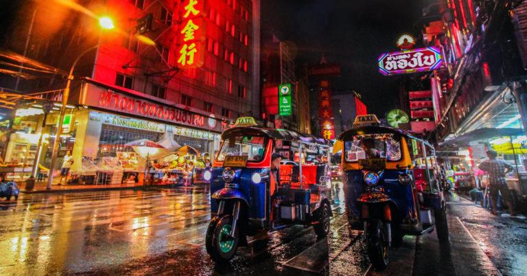 Les 10 meilleures choses à faire à Bangkok