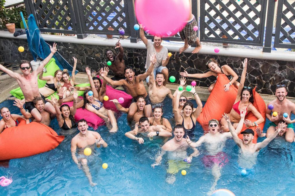 Mad Monkey Bangkok Pool