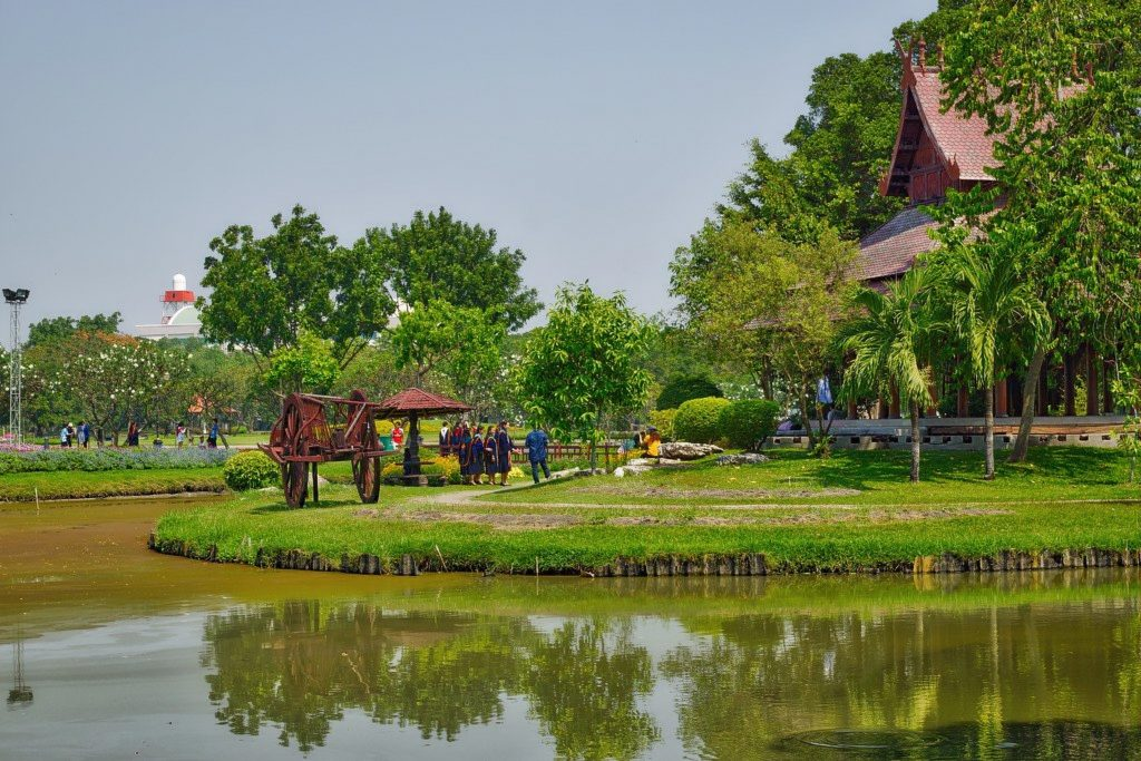 Parc Rama IX 2