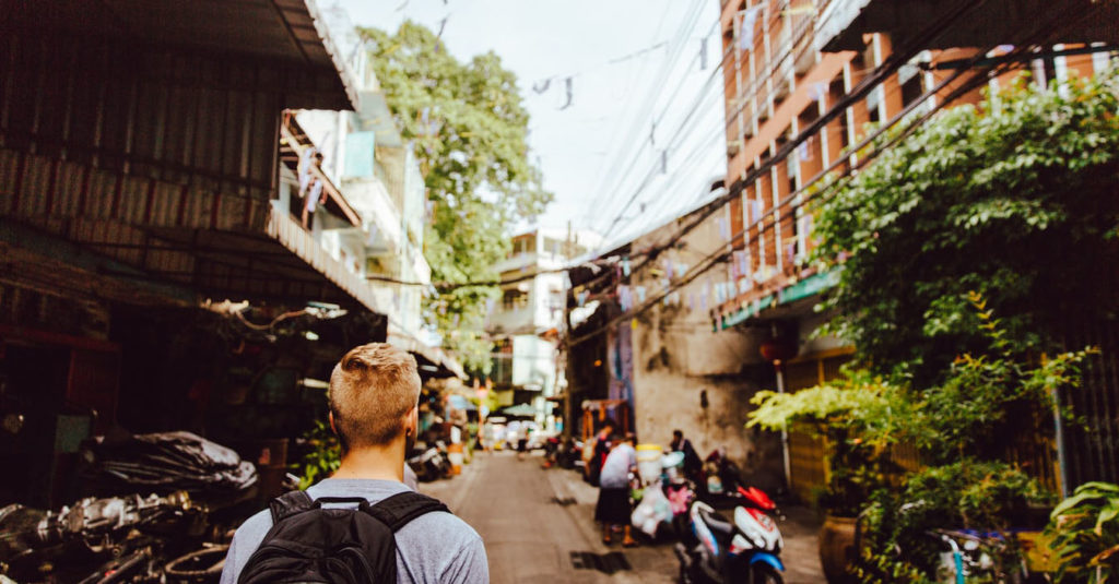 Auberges de jeunesse à Bangkok