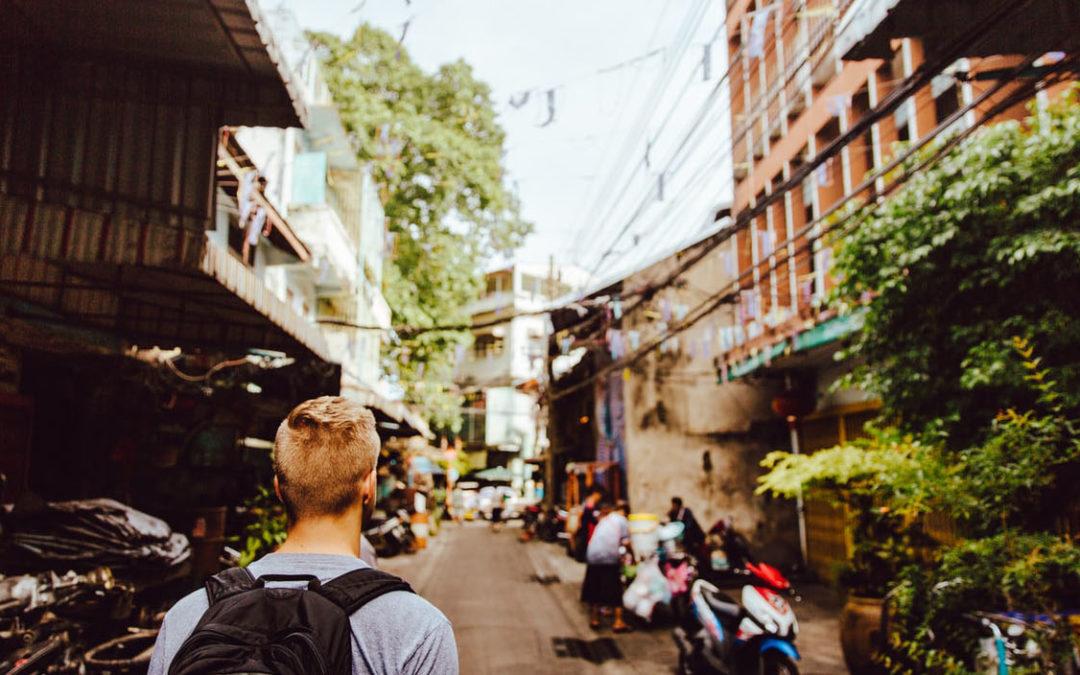 auberge thailande bangkok