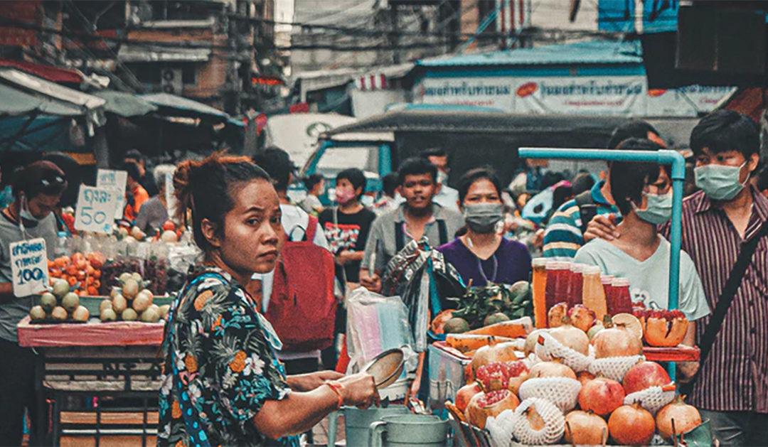 bangkok marché