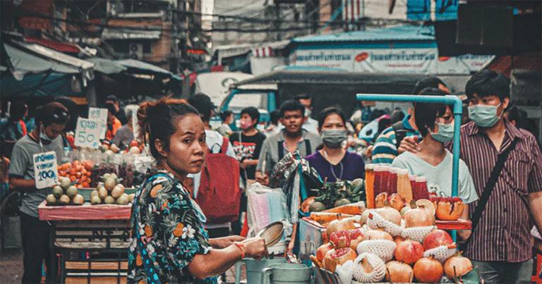 Krung Thep, la ville avec le nom le plus long du monde.