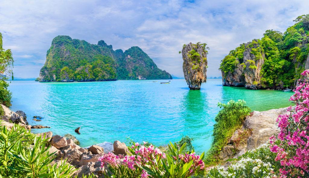 baie de phang nga à phuket