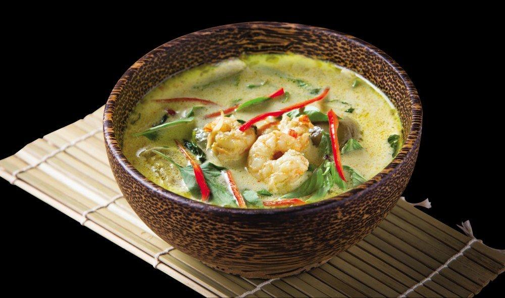Gaeng Kiew Wan Gai : Curry vert thaïlandais