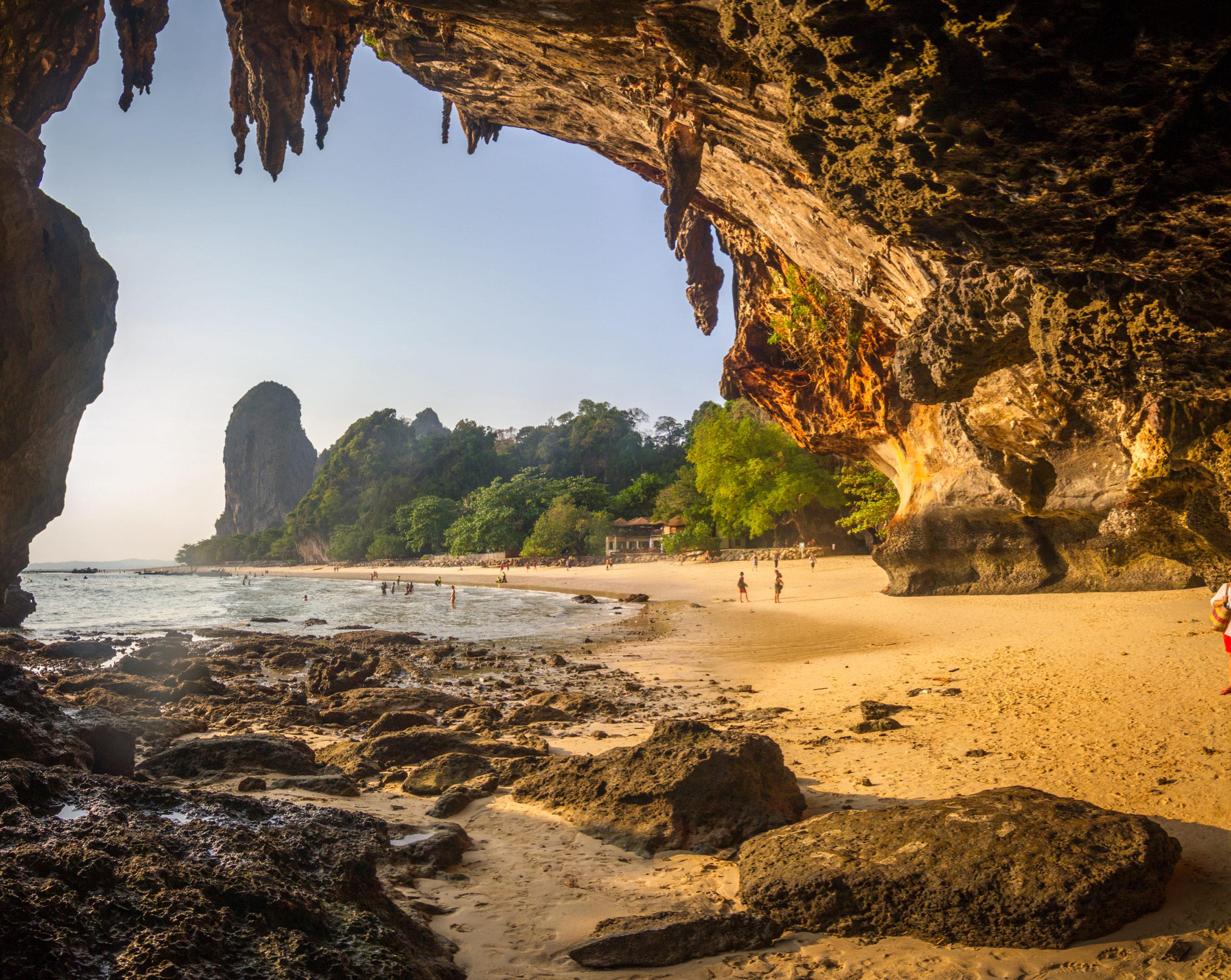 phra nang cave beach 2