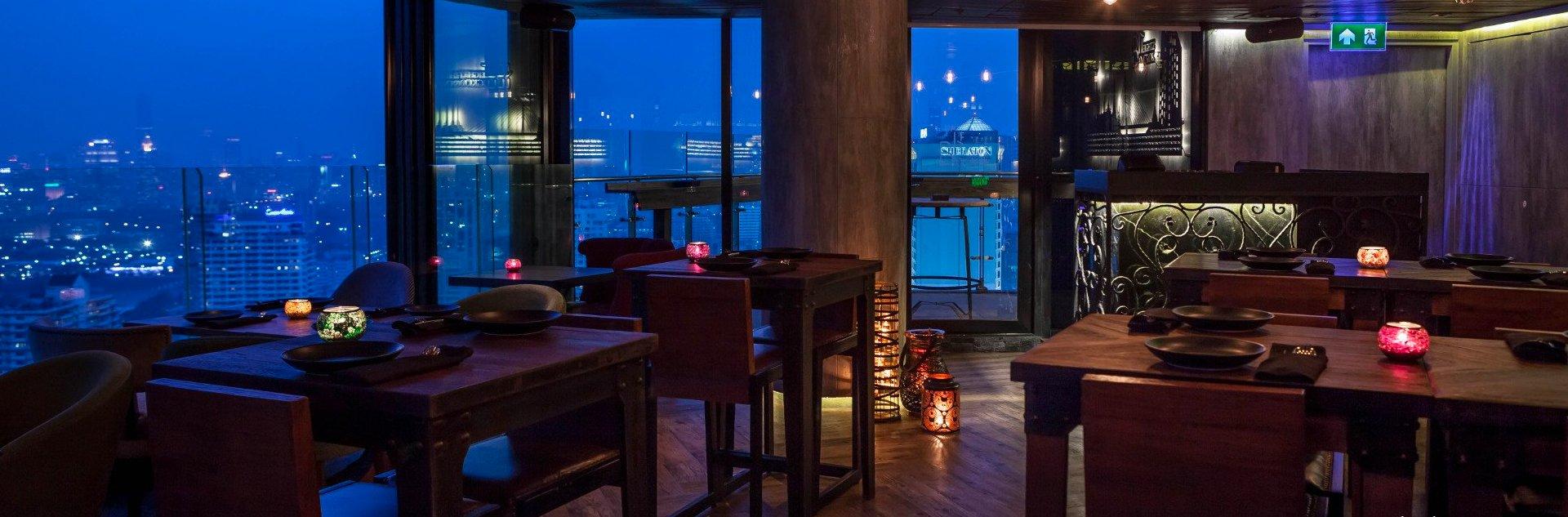 bangkok heightz restaurant