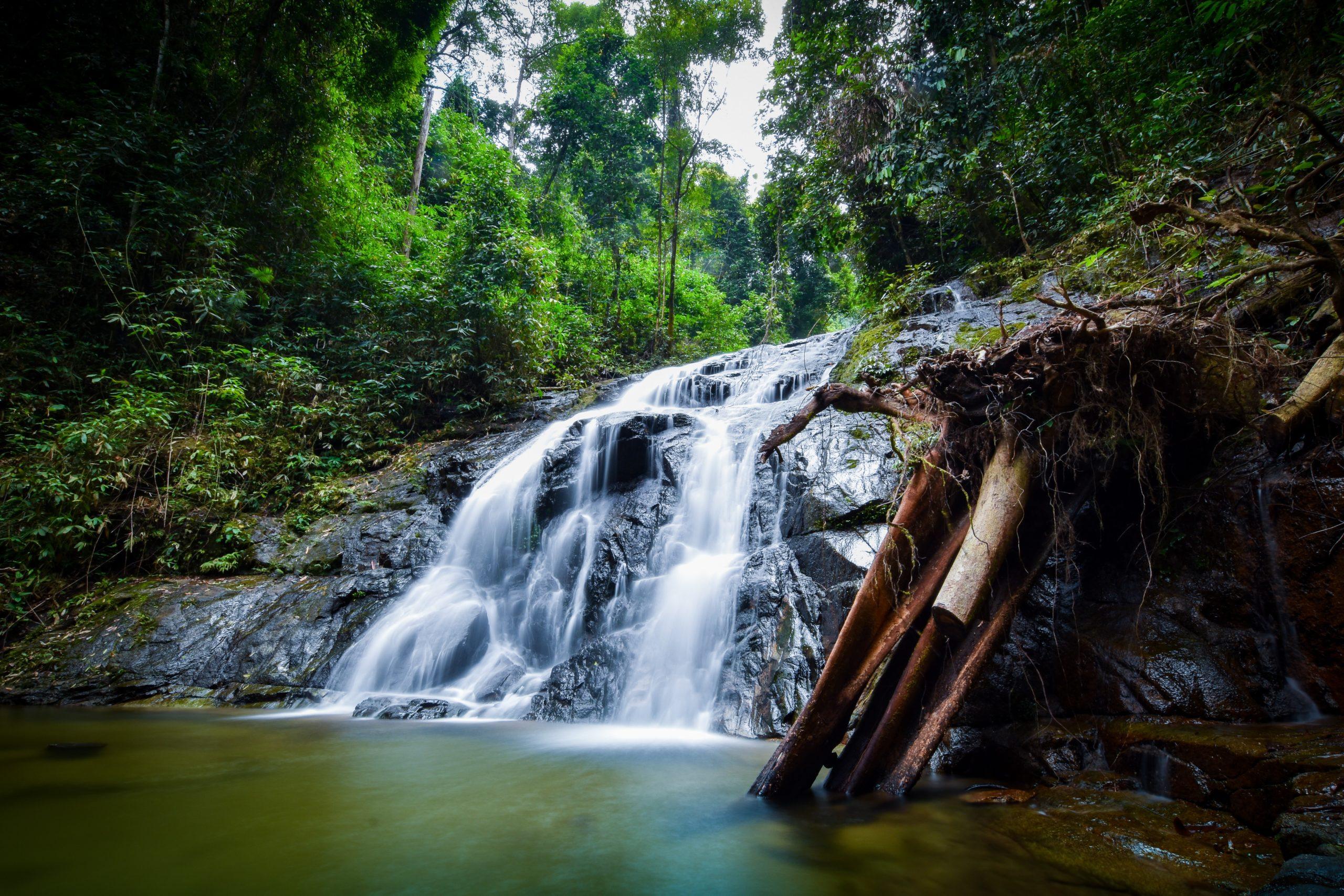 cascade khao lak phang nga