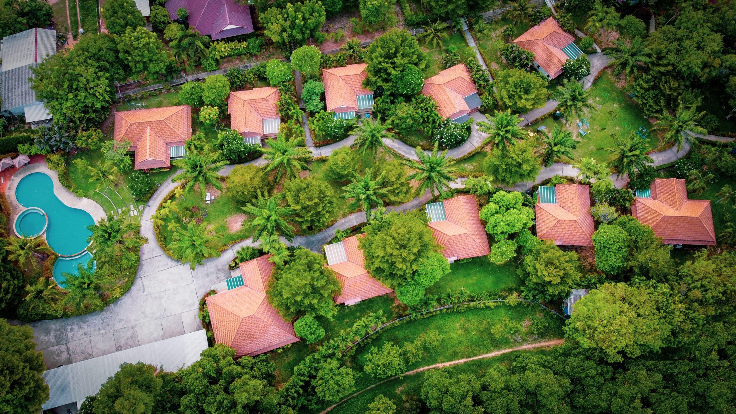hotel baan suan chalong, chalong, phuket