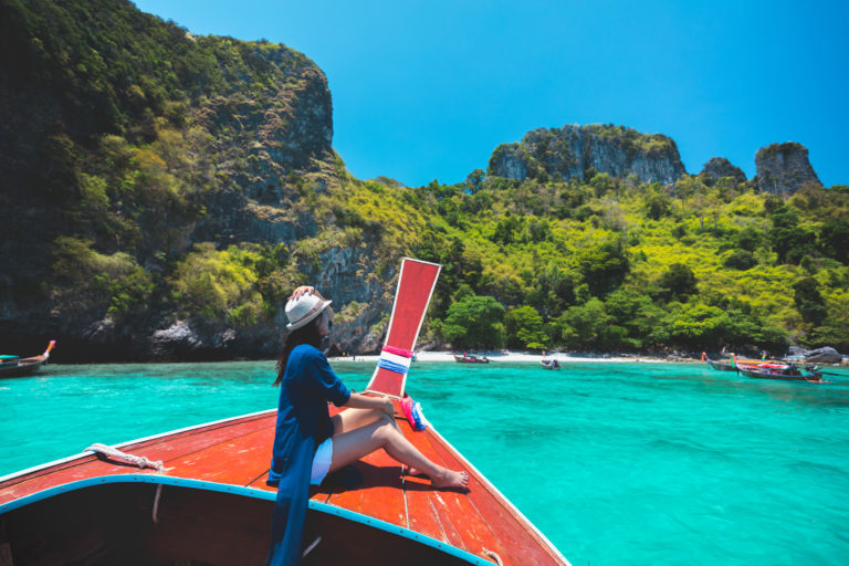 Coût du voyage en Thaïlande