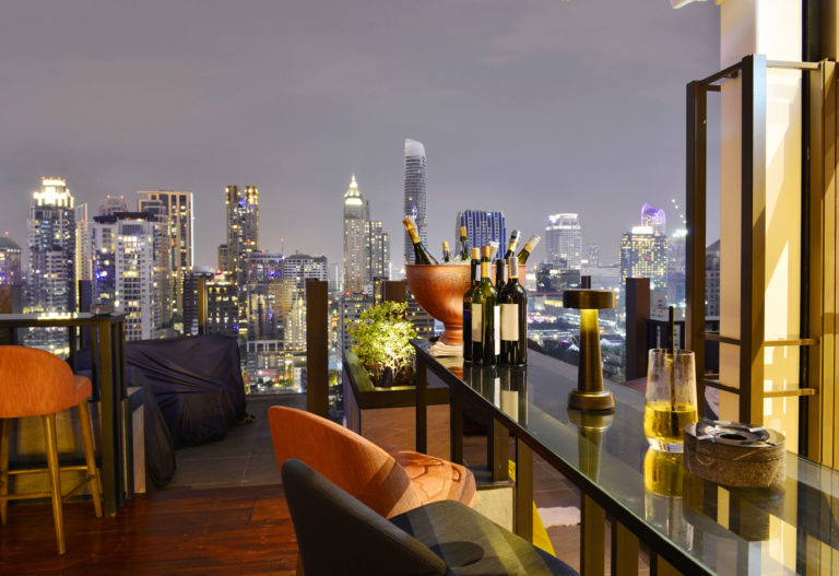 Les meilleurs restaurants rooftop de Bangkok