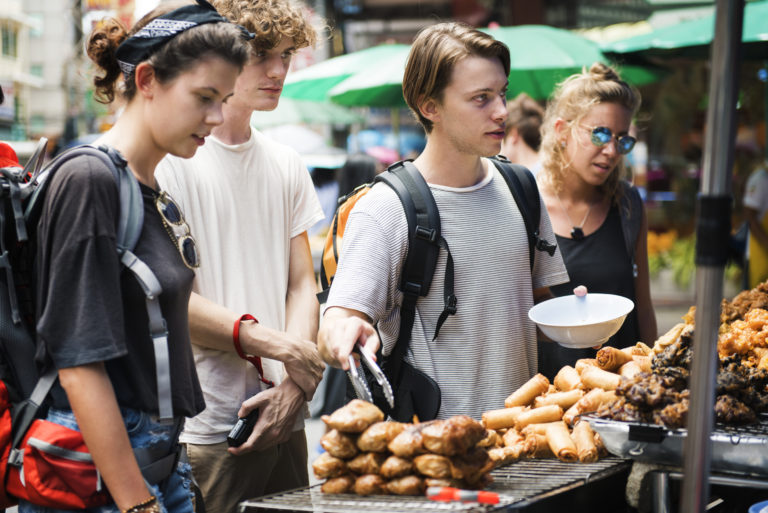 14 plats de street food thaïlandais