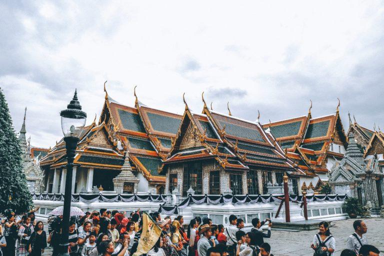 Visitez le Grand Palais à Bangkok