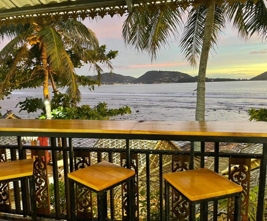 restaurant kalim rim lay vue mer